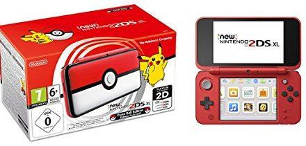 Ediciones Limitadas Nintendo New 2DS XL