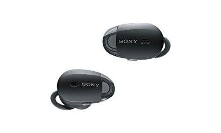 Auriculares Inalámbricos Sony WF-1000X: Con Tecnología de Cancelación de Ruido