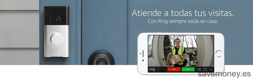 Goalkeeper Ring Video Doorbell: Much more than a video Porter