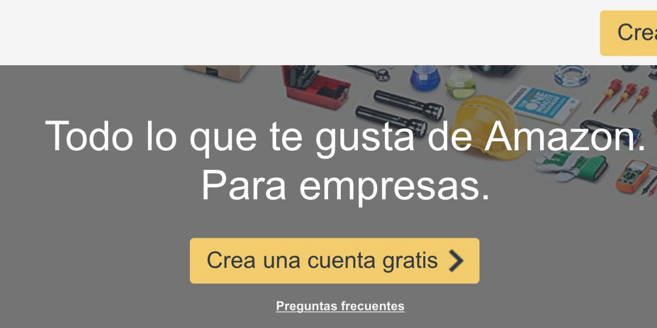 Amazon Business: Amazon para Empresas