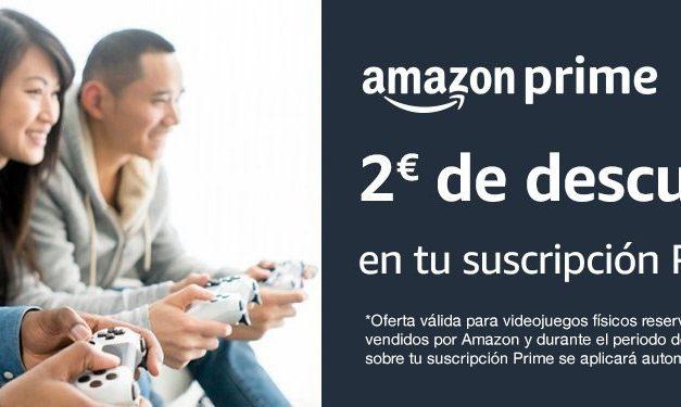 Descuento Suscripción Prime: Reservar tus Videojuegos ahora tiene Recompensa