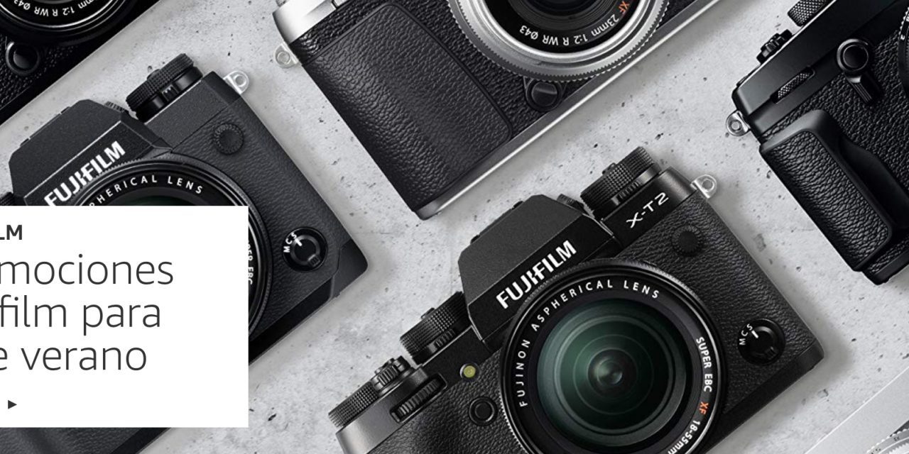 Amazon offers: Summer promotion Fujifilm