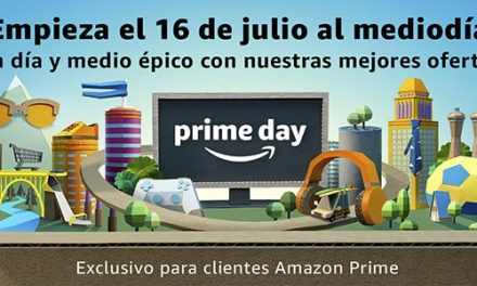 Prime Day 2018: Comienza el 16 de Julio al Mediodía