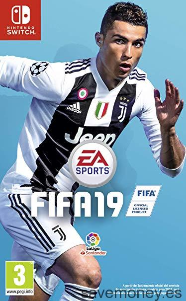 FIFA 2019: Reservar en Amazon