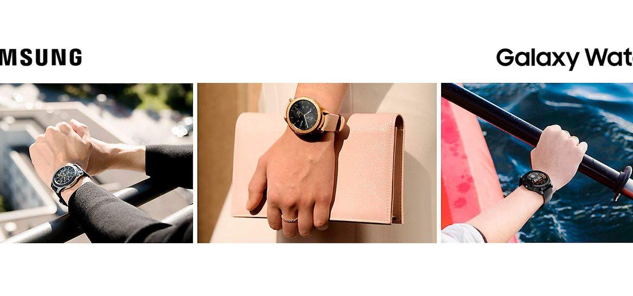 New Samsung Galaxy Watch