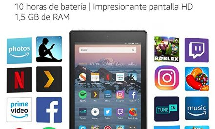 Nuevo Fire HD 8: Disponible en Preventa