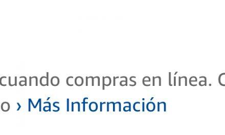 Amazon Assistant te trae 5€ de Descuento