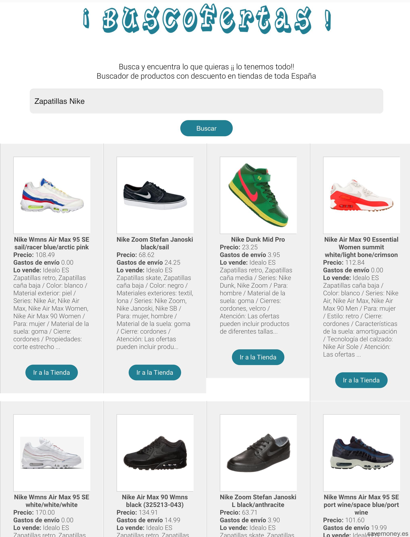 Mejor Ofertas Nike Air Max 95 Mujer Zapatillas Con Precio