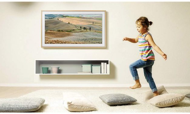 Samsung The Frame TVs: the technology made from pictures