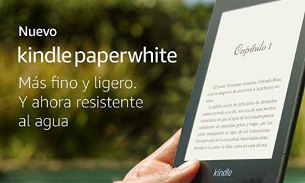 New Kindle Paperwhite