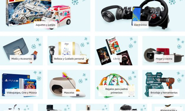 Ideas de Regalo: Descubre la Tienda de Navidad de Amazon