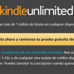 Kindle Unlimited: Try it for free