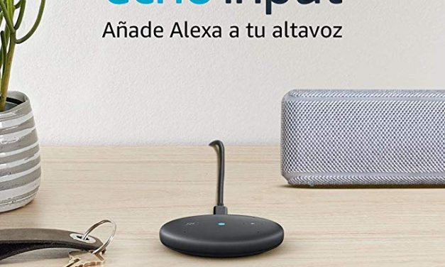 Echo Input: El Nuevo Dispositivo Inteligente de Amazon