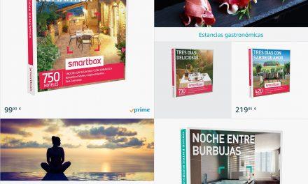 Regalos San Valentin: Cajas Experiencia Smartbox