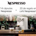 Amazon Promotion: €20 Nespresso coffee Capsules Gift