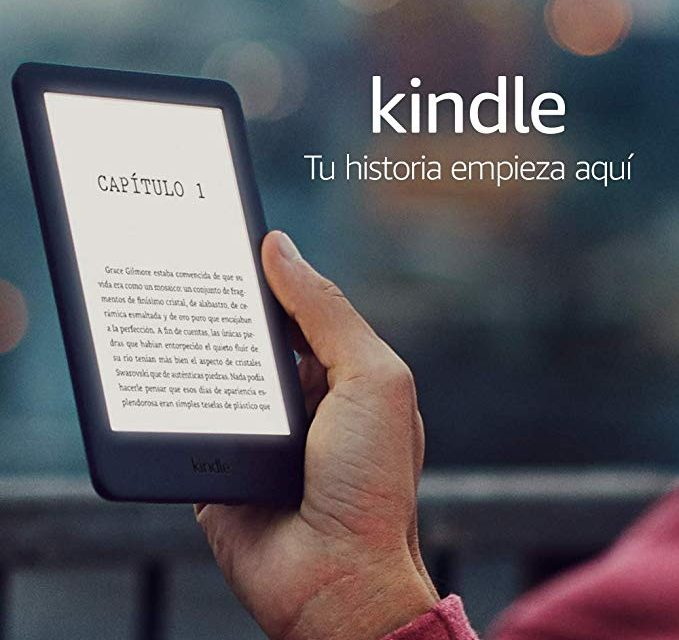 Nuevo Kindle de Amazon: Ya disponible en Preventa