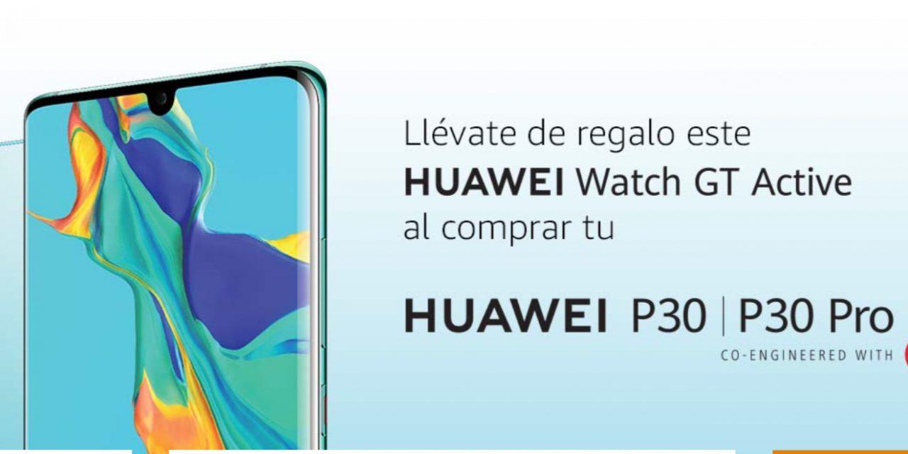 New Huawei P30