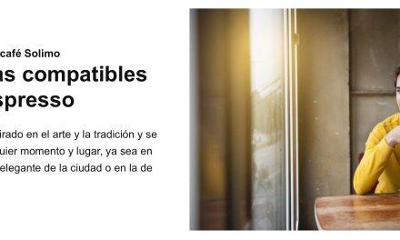 Cápsulas Compatibles con Cafeteras Nespresso
