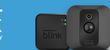 Blink Security Camera System