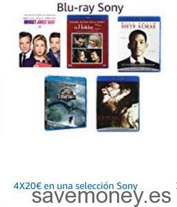 Amazon Promotion: 4 Sony Films by €20 - SaveMoney Blog!