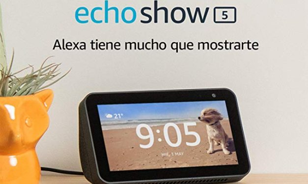 New Echo Show 5