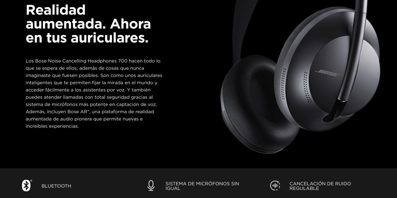Auriculares Inalámbricos Bose 700