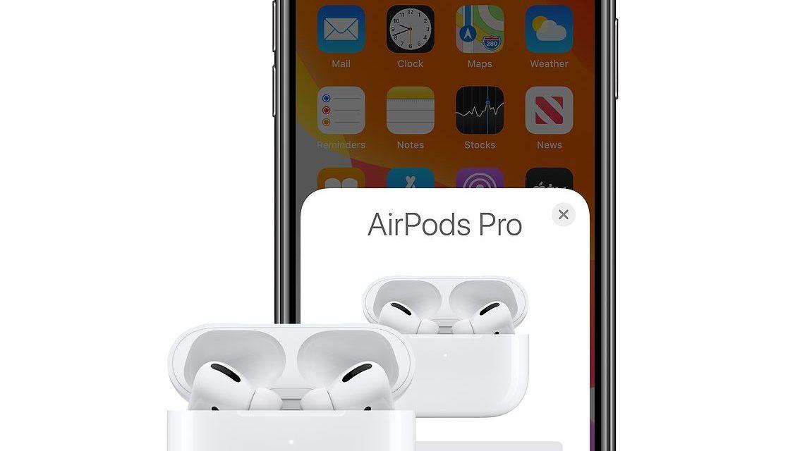 Nuevos AirPods de Apple