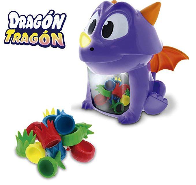 Mejores Juguetes del Año: Dragón Tragón