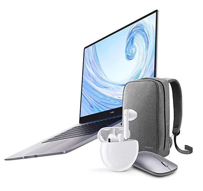 Promoción Huawei MateBook D