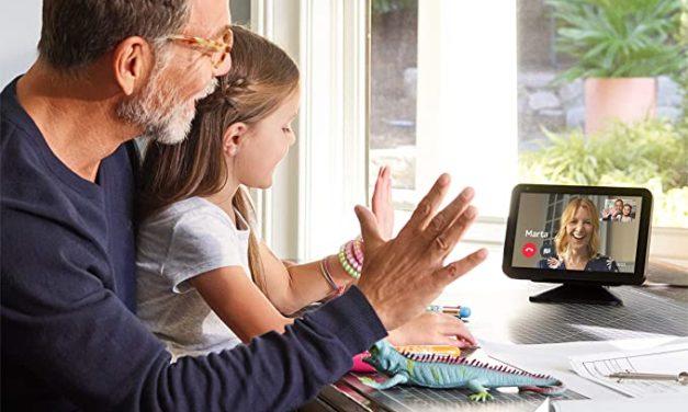 Dispositivos Inteligentes. Nuevo Echo Show 8