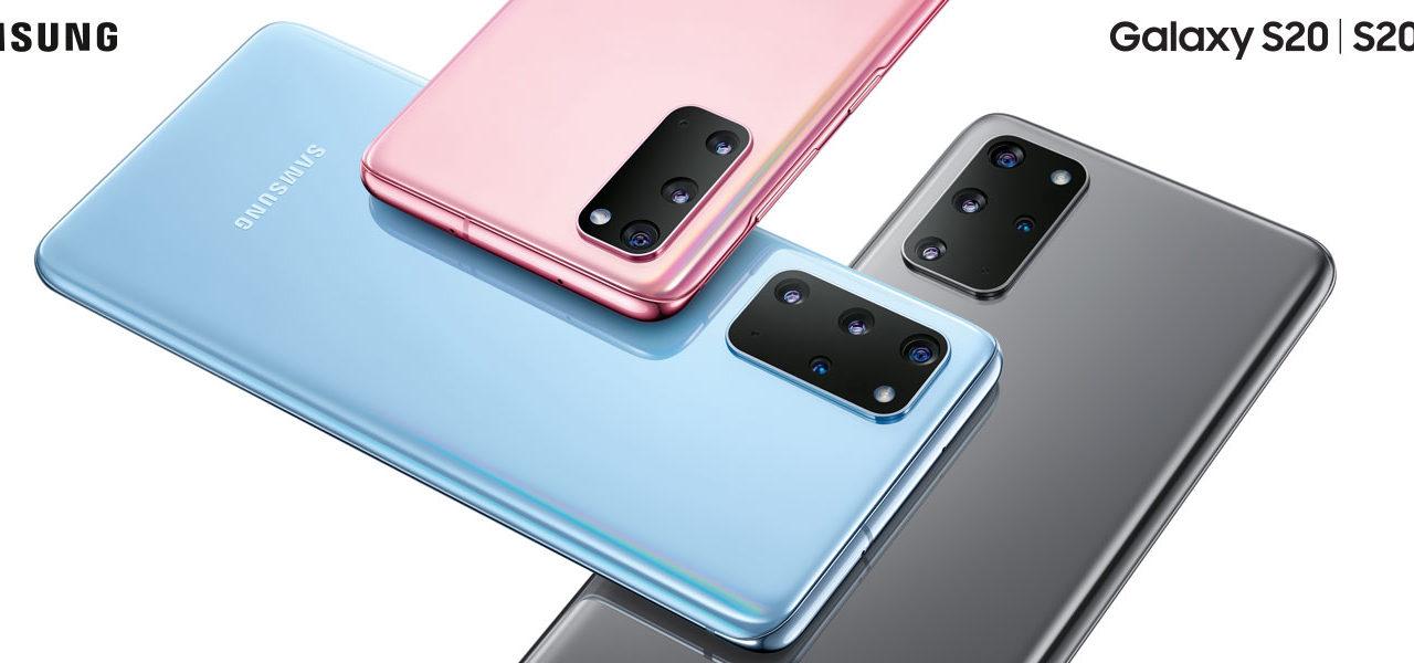 Nuevo Samsung Galaxy S20