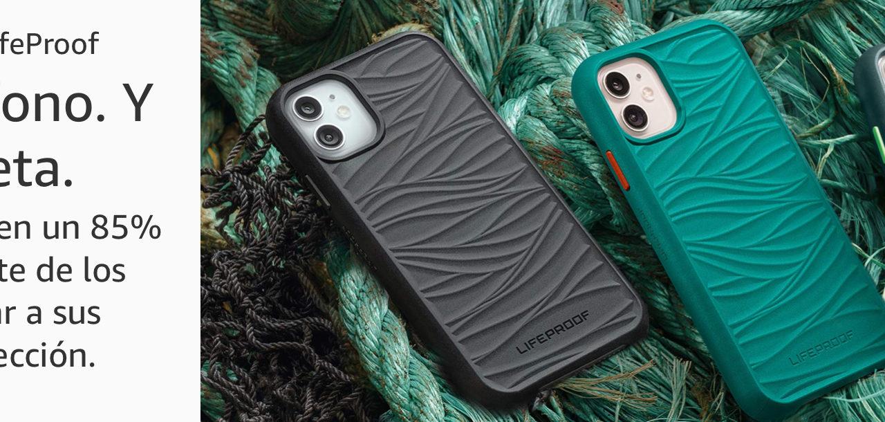 LIFEPROOF: Descubre las fundas de móviles ecológicas