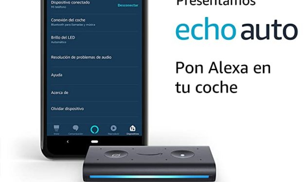 Alexa para el Coche: Echo Auto