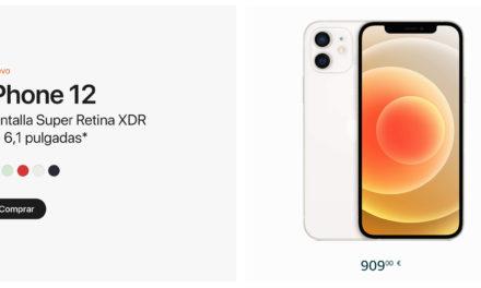 iPhone 12: Comparativa iPhone 12 vs iPhone Mini