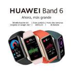 Pulsera de Actividad Huawei Band 6
