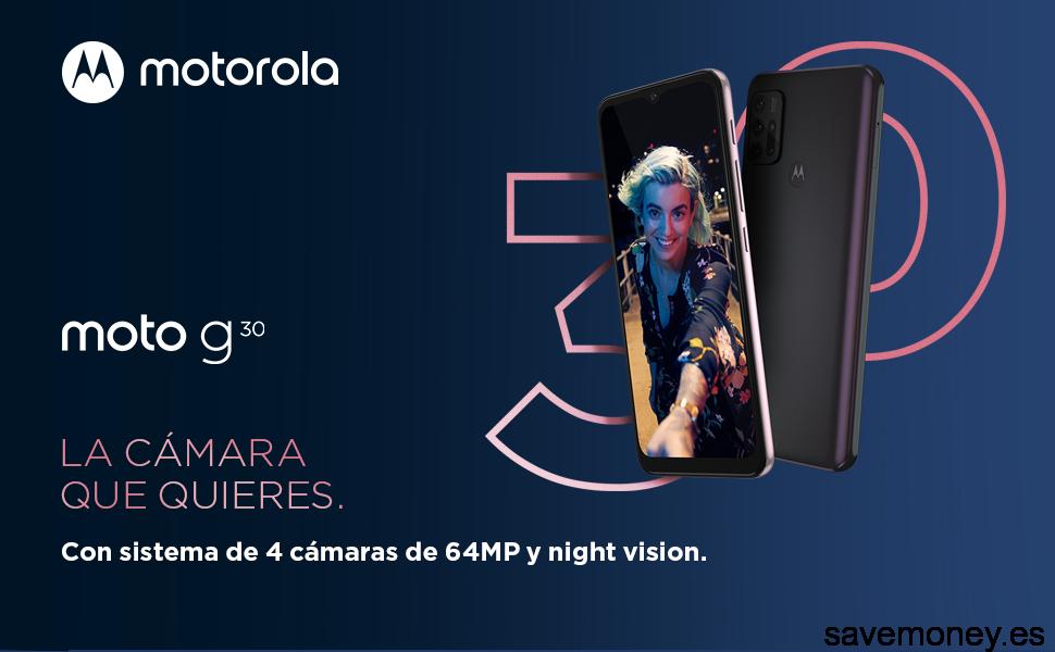 Motorola G30: Oferta de esta Semana